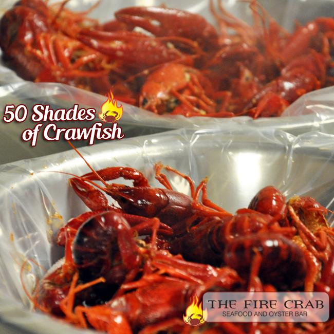 Orange County Crawfish OC 50 Shades Fire Crab Garden Grove Cajun Love Valentine's Day