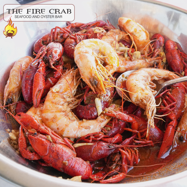 Live Crawfish No Drought Open for Thanksgiving Orange County OC Fire Crab