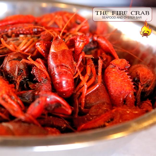Live Louisiana Crawfish Orange County OC Garden Grove Fire Crab Cajun Restaurant