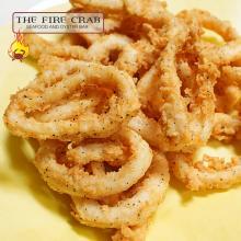 Calamari Cajun Spices Appetizer Garden Grove Orange County OC Fire Crab