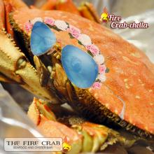 Crab-Chella Dungeness Crab Fire Sauce Lemon Pepper Cajun Garlic Butter Garden Grove Orange County OC Fire Crab