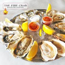 Feeling Fresh Oysters Shucked Orange County's Best Fire Crab Cajun Restaurant