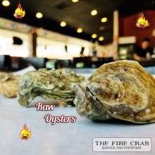 Fresh Shucked Oysters Kumamoto Cove Orange County OC Fire Crab Garden Grove